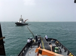 Chabahar Port Conducted Oil Contamination Control Maneuvers/ Operation Time Reduced to 30 Minutes