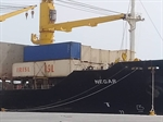 First Indian Ship Carrying Grains Cargo Berthed at Chabahar Port