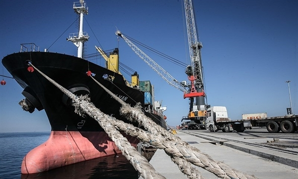 20% increase in cargo handling operations at Chabahar Port